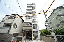 兵庫県神戸市長田区浪松町2丁目の賃貸マンションの外観