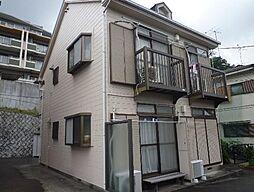 神奈川県川崎市麻生区高石1丁目の賃貸アパートの外観