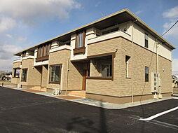 JR山陽本線 瀬戸駅 バス10分 ネオポリス線下市下車 徒歩6分の賃貸アパート