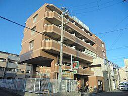 サンソレイユ中野[4階]の外観