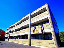 東京都東久留米市柳窪2丁目の賃貸マンションの外観