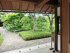 周辺環境:目白庭園