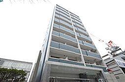 レジデンスSUN.K[4階]の外観