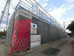 千葉県成田市宗吾2丁目の賃貸アパートの外観