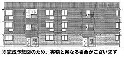 (仮)D-room上府北[105号室]の外観