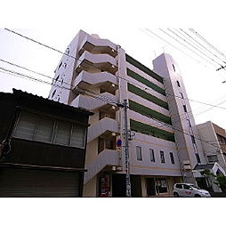 福岡県久留米市大手町の賃貸マンションの外観
