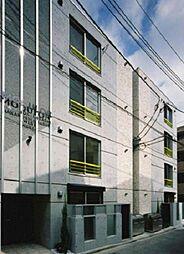 モデュロール中野新橋イースト[2階]の外観