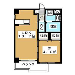Do Dream寺町[2階]の間取り