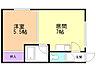 間取り,1DK,面積25.51m2,賃料2.9万円,バス 道南バス苫信幸町支店前下車 徒歩3分,JR室蘭本線 苫小牧駅 徒歩22分,北海道苫小牧市本町1丁目4-5
