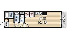 新居マンション[3階]の間取り