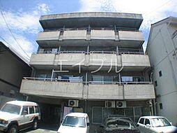 コーポ新田(北新田)[3階]の外観