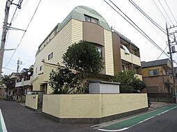東京都葛飾区鎌倉4丁目の賃貸マンションの外観