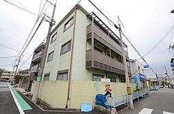 香風マンション[3階]の外観