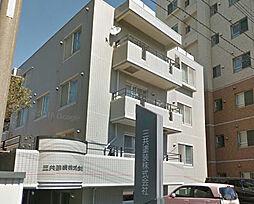 北海道札幌市東区北十八条東19丁目の賃貸マンションの外観