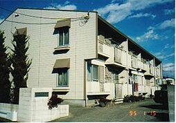 ハイツベルウッド[2階]の外観