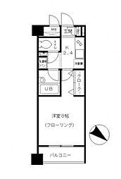 Casa Verde 〜カーサベルデ〜[3階]の間取り