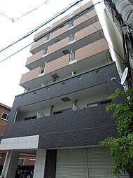 パラッツオ四天王寺[2階]の外観