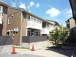 スタシオン東野アクシスE棟[201号室号室]の外観