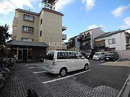 グランハイツ西ノ京[302号室号室]の外観