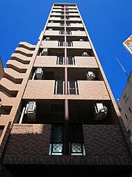 エステムコート大阪城南II[8階]の外観