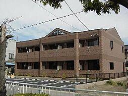 愛知県一宮市花池3丁目の賃貸アパートの外観