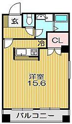 S・Kビル[2階]の間取り