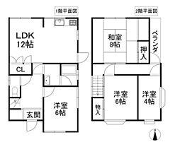 平群駅 490万円