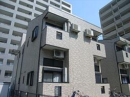 ピュア吉塚拾壱番館[1階]の外観