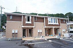 ヴィラ・坂本I[1階]の外観