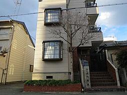 大阪府東大阪市横沼町1丁目の賃貸マンションの外観