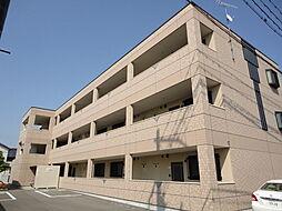 兵庫県加古川市野口町坂元北2丁目の賃貸マンションの外観