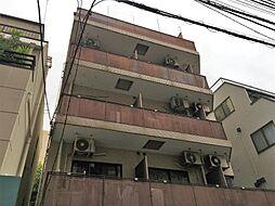 ビーケーワンフラット[4階]の外観
