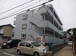 愛媛県松山市市坪北1丁目の賃貸マンションの外観
