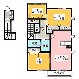 井田川駅 7.9万円