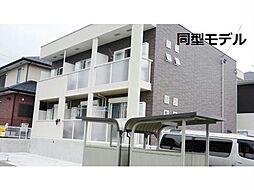 東海市 新築 カーサ・フェリーチェ[1階]の外観