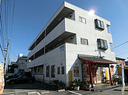 ホワイトシティ新井[102号室]の外観