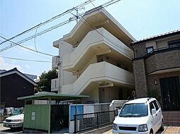 愛知県名古屋市南区中割町3丁目の賃貸アパートの外観