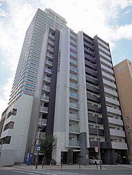 アドバンス東梅田アクシス[3階]の外観
