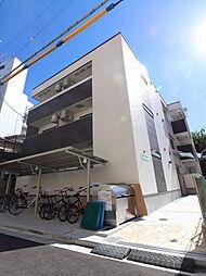 大阪府吹田市穂波町の賃貸アパートの外観
