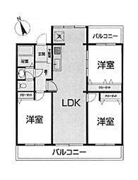 平塚ニューライフ参号棟