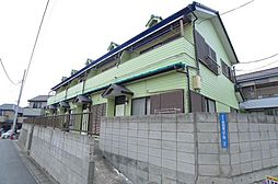 [テラスハウス] 千葉県鎌ケ谷市南初富2丁目 の賃貸【/】の外観