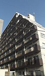 埼玉県東松山市箭弓町1丁目の賃貸マンションの外観