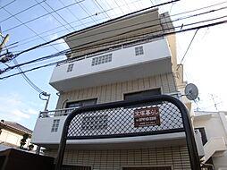 兵庫県宝塚市泉町の賃貸マンションの外観