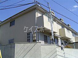 兵庫県神戸市須磨区禅昌寺町1丁目の賃貸アパートの外観