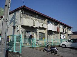 第2富田コーポ[201号室]の外観