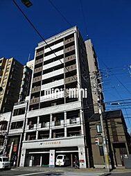 ベラジオ四条大宮[8階]の外観