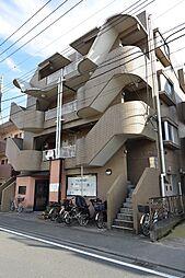 神奈川県相模原市中央区淵野辺1丁目の賃貸マンションの外観