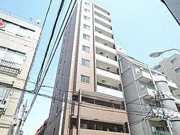 ディアレイシャス上野浅草[203号室]の外観