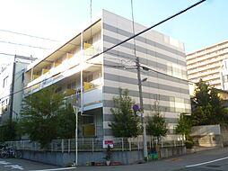 大阪府大阪市中央区上町1丁目の賃貸アパートの外観