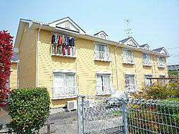 滋賀県草津市渋川2丁目の賃貸アパートの外観